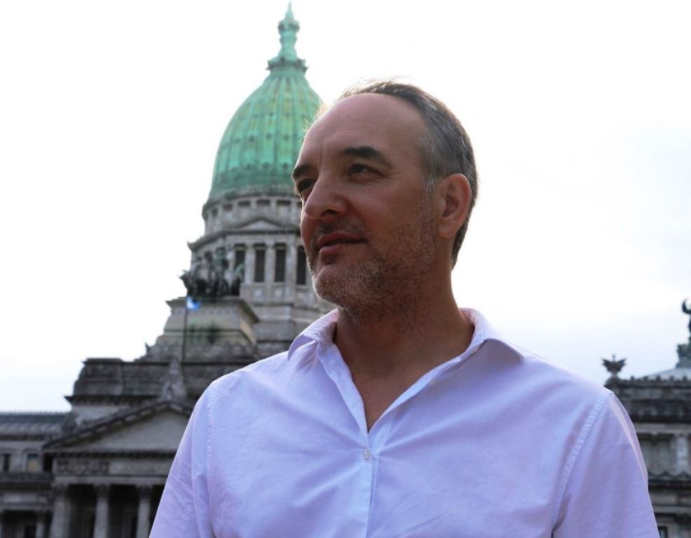 Senador Nacional, Claudio Martín Doñate dialogó con Master Fm de manera exclusiva.