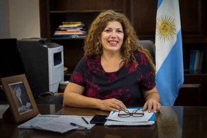 Gabriela Torres - Secretaria de Políticas Integrales de sobre Drogas de la Nación