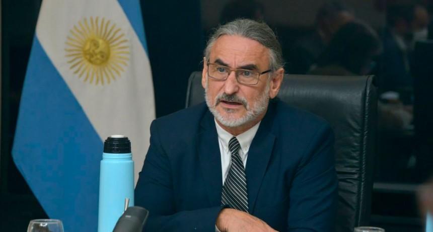 Luis Basterra - Ministro de Agricultura, Ganadería y Pesca, Exportaciones de maíz