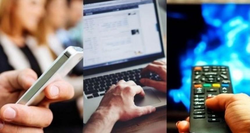 Prestación básica y obligatoria cómo poder tramitarla, para servicios de telefonía móvil y fija, Internet y la TV paga.