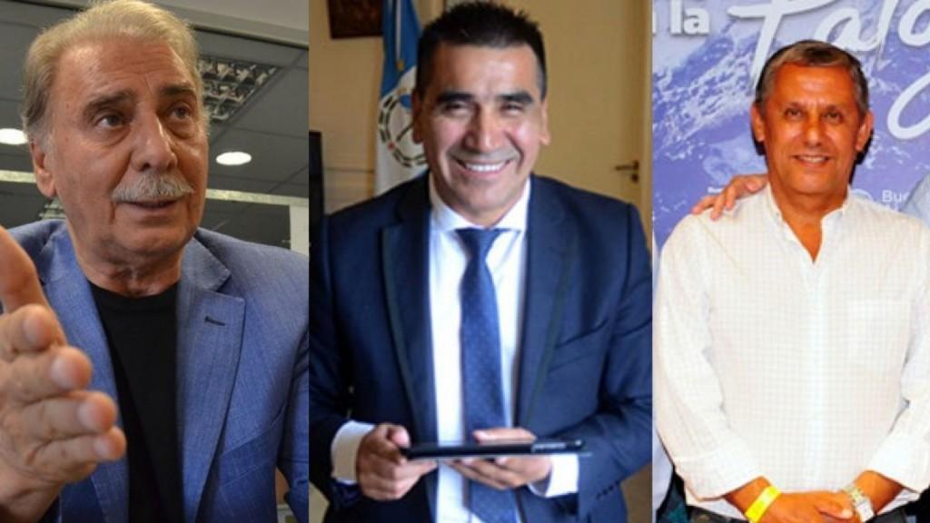 Sobisch, Rioseco y Quiroga dialogaron con Daniel Verdinelli en El Portal Informativo