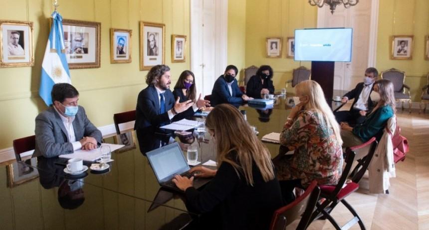 Analizaron la vuelta a clases y la oficialización del Consejo Federal para la Prevención y el Abordaje de Femicidios, Travesticidios y Transfemicidios.