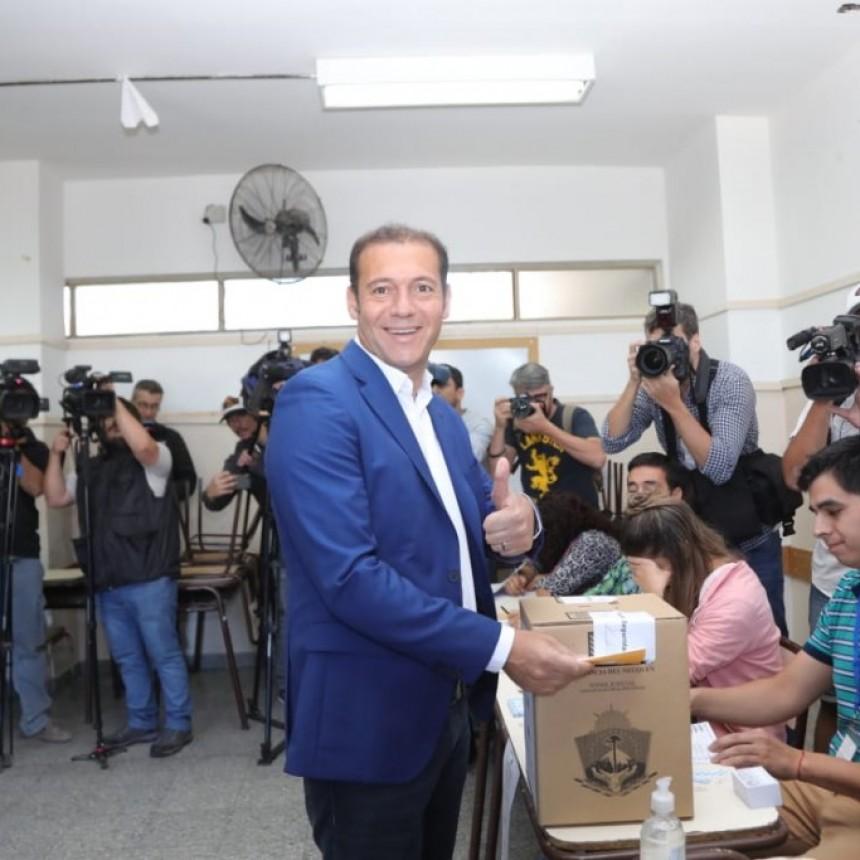 Gutiérrez reelecto en Neuquén