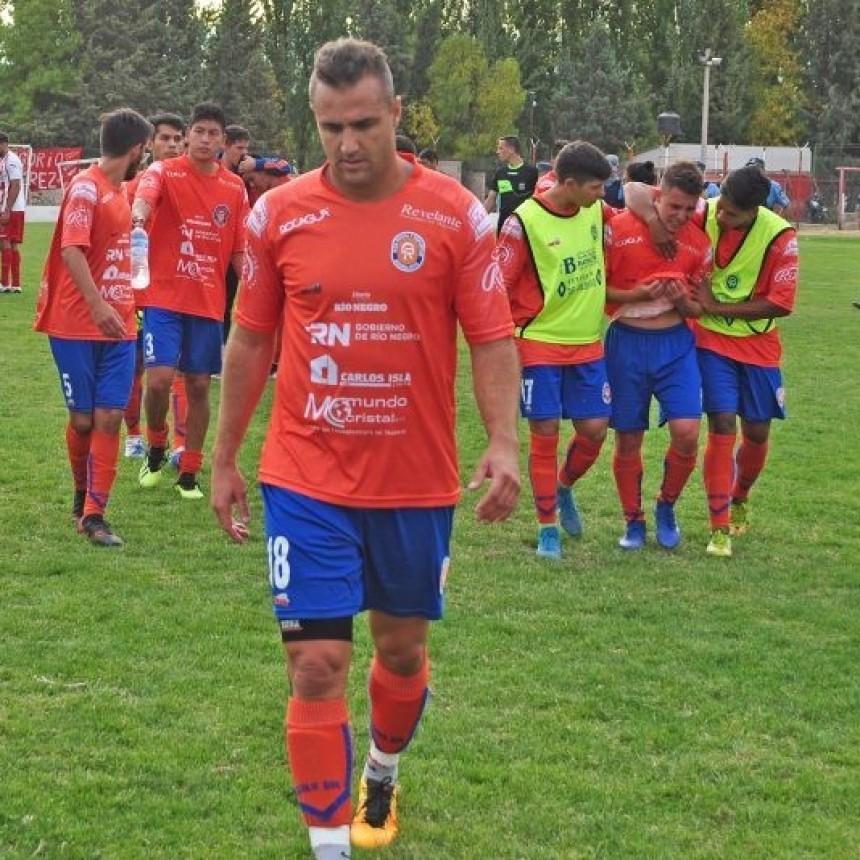 Descendió Deportivo Roca por decisión del Tribunal