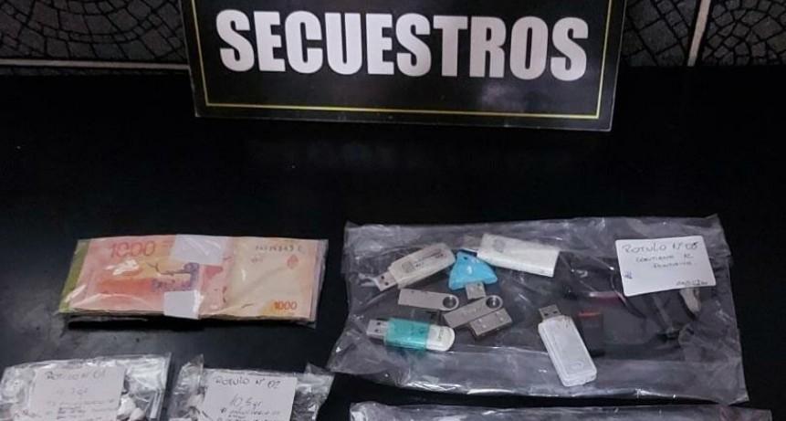 Exitosos allanamientos anti drogas en Villa Regina y Lamarque.