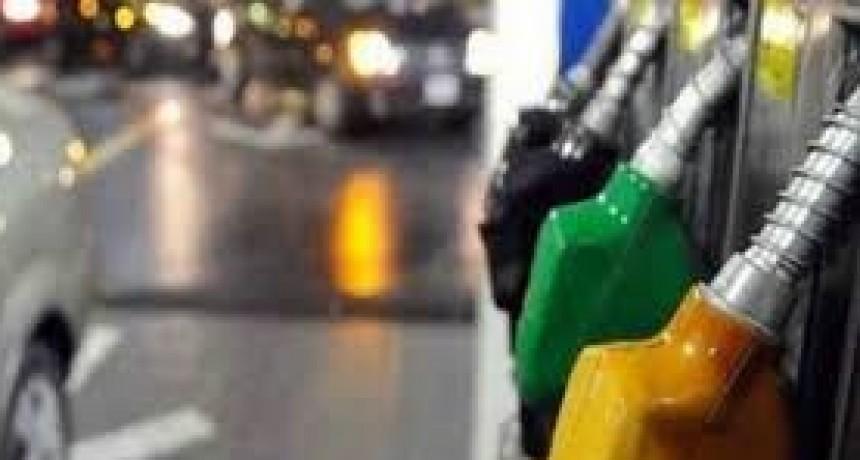 Aumento de combustibles en la región
