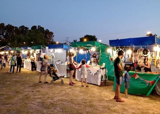 Días y horarios de la Feria de la ciudad de  Cipolletti.