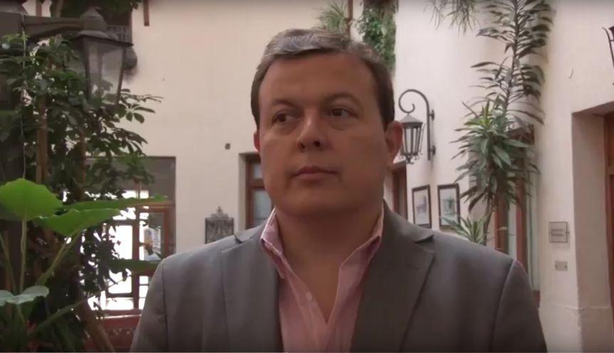 Pedro Dantas diputado Nacional Rionegrino, manifestó su malestar ante las declaraciones del legislador provincial.
