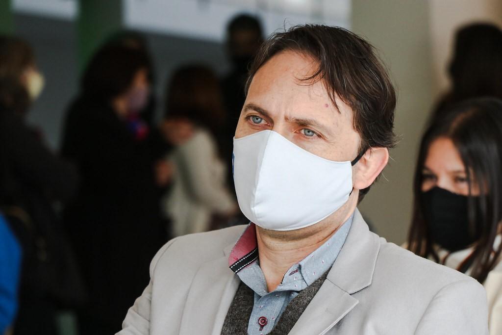 Pablo Nuñez secretario de Gobierno  de Cipolletti, registro de loteos sociales.