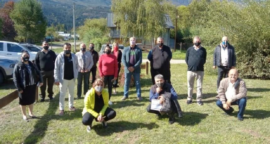 Se reunió el Consejo de administración de la Federación de Cooperativas de la Provincia y el Ministerio de Desarrollo Humano y Articulación Solidaria formó parte del encuentro.