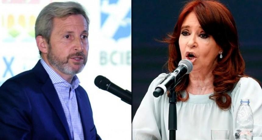 Frigerio confirmó que el Gobierno convocará al diálogo a CFK