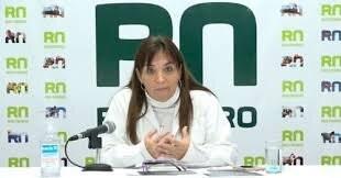 Parte de prensa del Ministerio de Salud de Rio Negro