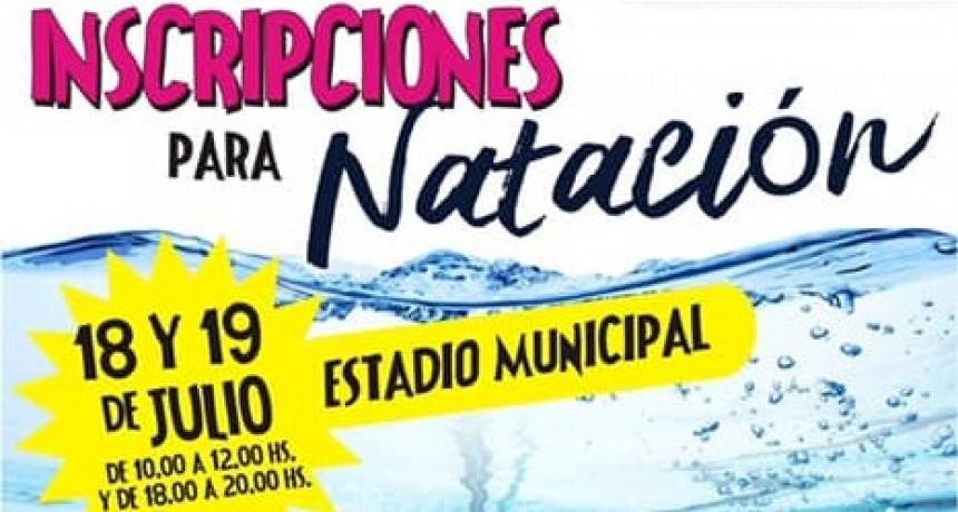 ABREN LAS INSCRIPCIONES PARA EL PROGRAMA MUNICIPAL DE NATACIÓN