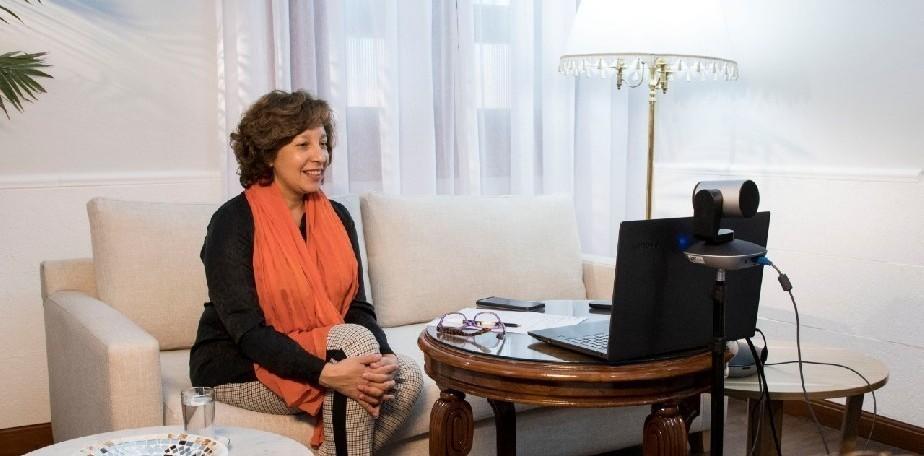 La gobernadora Arabela Carreras apoyó la sanción de la emergencia turística