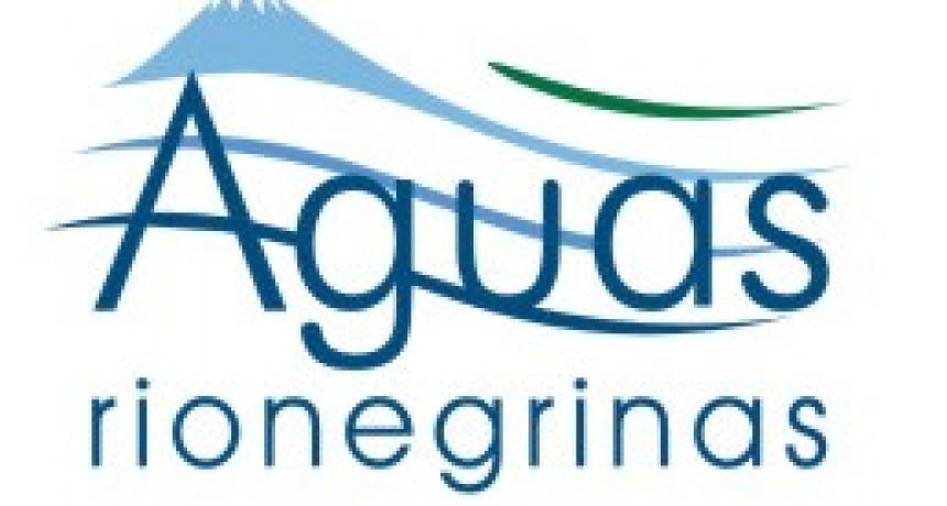 Catriel: Aguas Rionegrinas invita a usuarios a regularizar conexiones