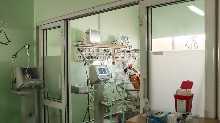 Falló cuatro veces el sistema de oxígeno en el hospital