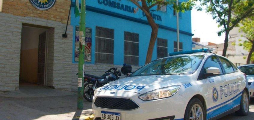Cipolletti: aprehendido por robar en obra en construcción y golpear a la Policía