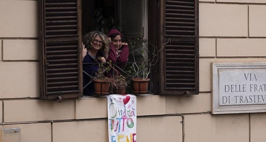 Italia: prohíben las salidas nocturnas en Roma, Milán y Nápoles desde este fin de semana