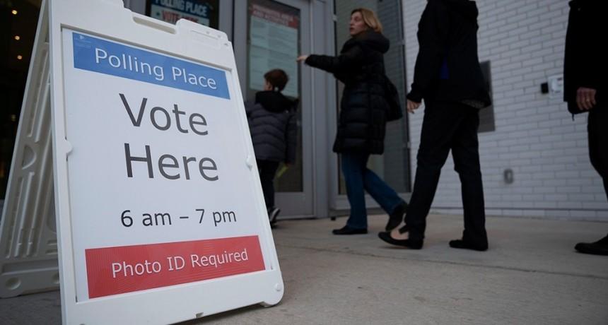 En EEUU el voto anticipado para las elecciones de noviembre ya superó al de 2016