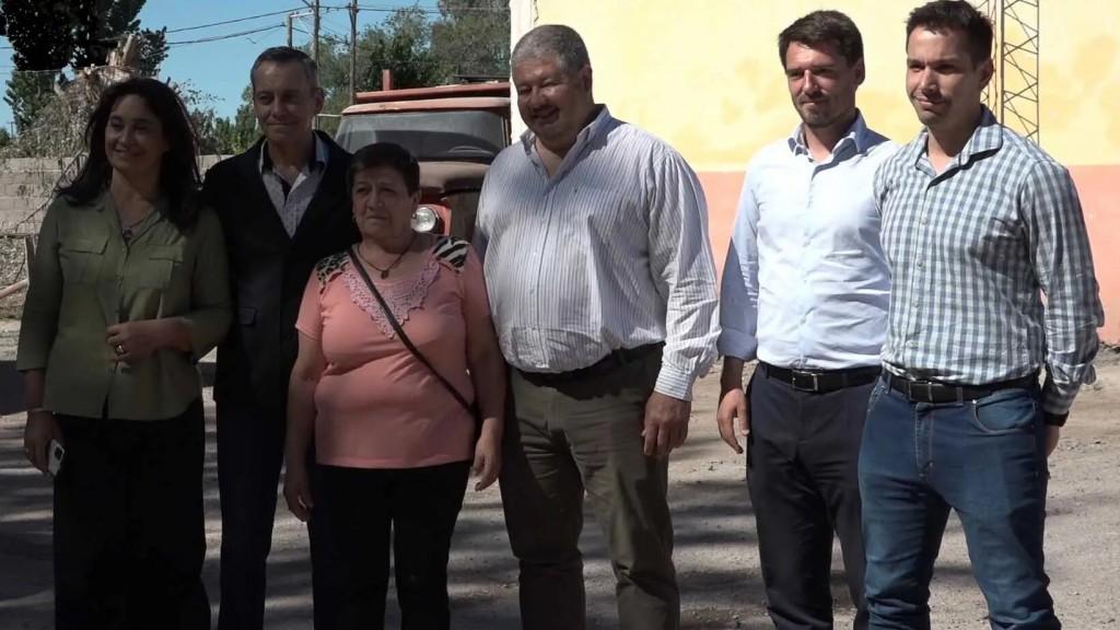 Con una nueva antena, Bomberos de Sierra Grande mejora su sistema de comunicación