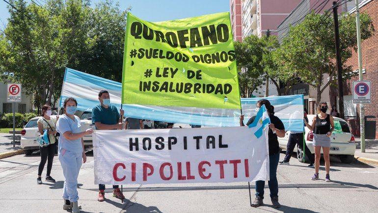 Crece el malestar entre trabajadores de la salud pública